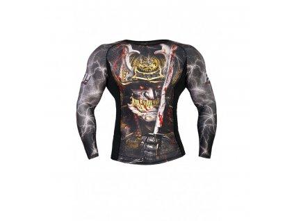 Tričko s dlhým rukávom FeelJ! Samurai