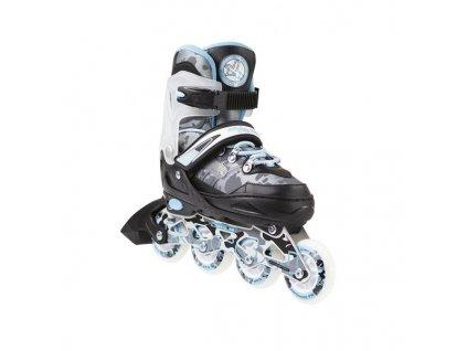 Kolieskové korčule Nils Extreme NA 1118 A modré