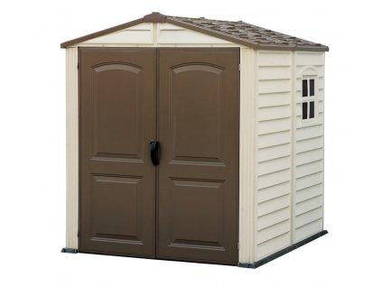 Záhradný domček Duramax StoreMate 6x6