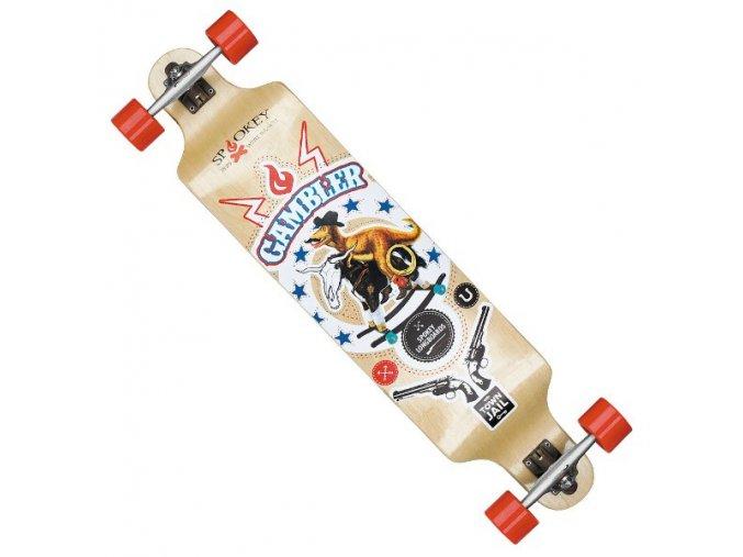 Skateboard SPOKEY Gambler