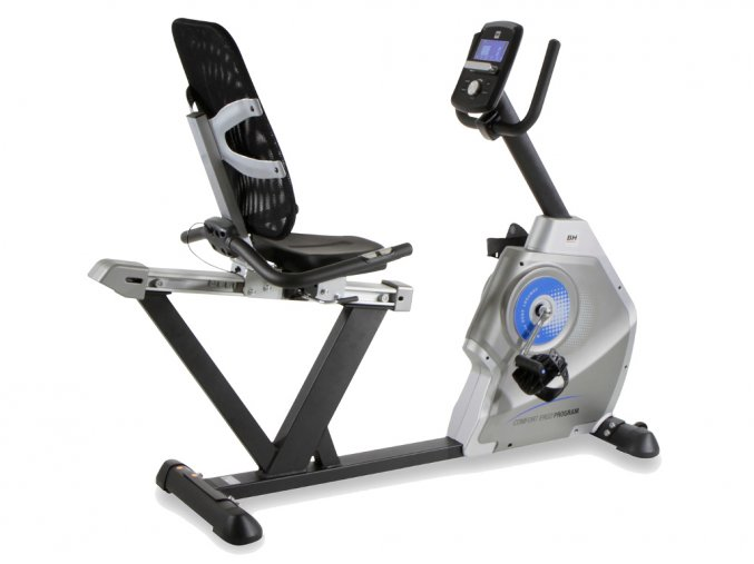 Recumbent BH Fitness Comfort Ergo Program