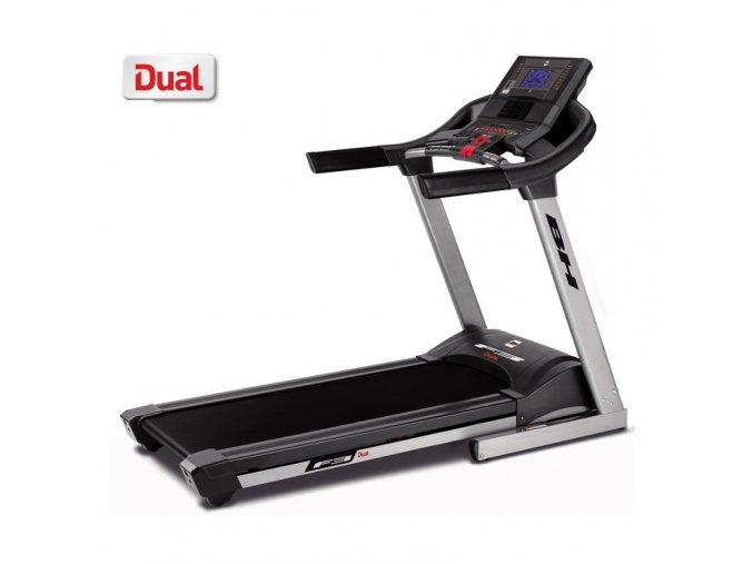 Bežecký pás BH Fitness F3 Dual