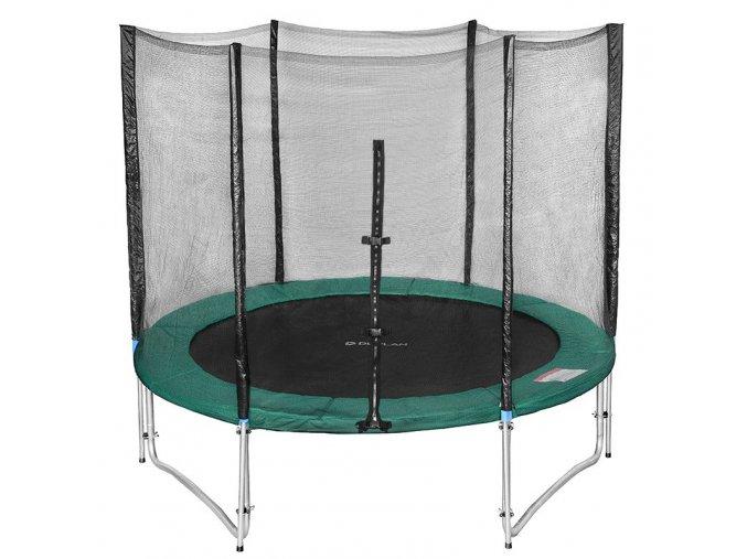 Trampolína DUVLAN GreenJump 244 cm + ochranná sieť