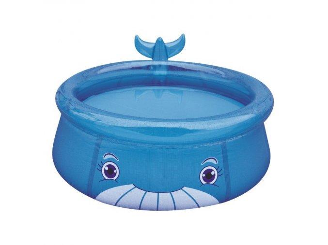 Detský bazén Veľryba 183 x 63 cm