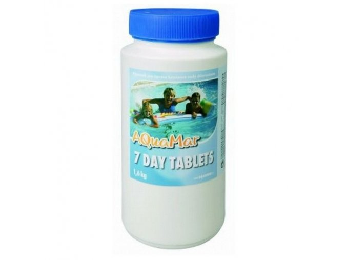 AquaMar 7Day Tabs 1,6 kg