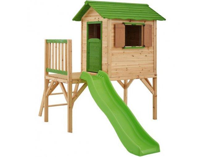 Hrací domček na pilieroch Trigano Mila