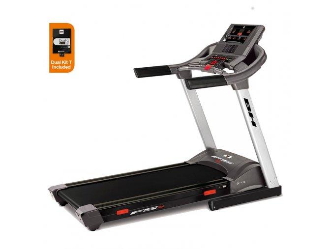 Bežecký pás BH Fitness F5 Dual + Dual Kit T  - 2. trieda