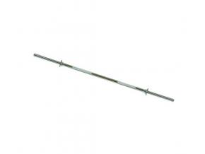 Vzpieračská tyč DUVLAN 160 cm