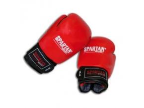 Boxovacie rukavice Spartan sparingové