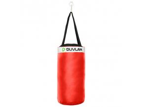 Detské boxovacie vrece DUVLAN 50 x 25 cm