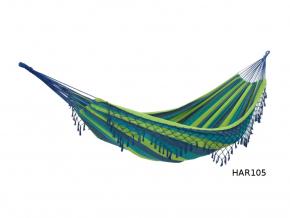 Hojdacia sieť DUVLAN s krajkou 240 x 160 cm