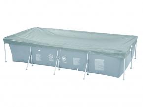 Krycia plachta pre Steel Frame Pool 394 x 207 cm