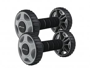 posilňovací valček Spokey Double Wheel