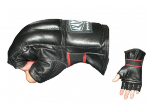 Boxerské rukavice Katsudo bez prstov