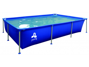 Bazén Steel Frame Pool 258 x 179 x 66 cm – set