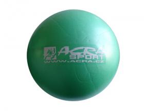 Overball ACRA 30 cm - zelený