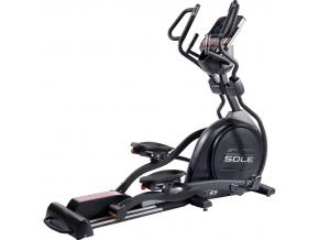 Eliptický trenažér Sole Fitness E95