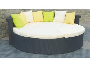 Záhradná posteľ Ricoo