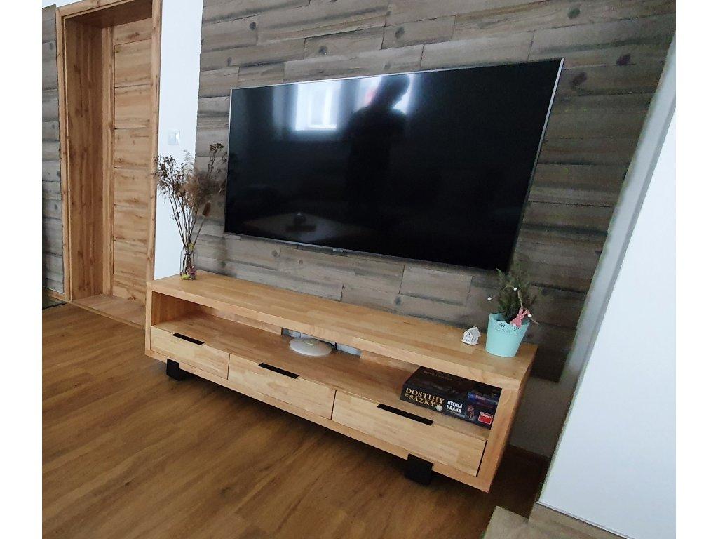 televizní stolek se šuplíky