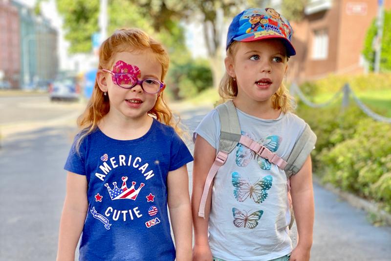 Okluzor: Proč mívá naše Áďa zalepené oko? A hrozí to i vašemu dítěti?