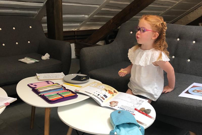 Výbava na kreslení a psaní pro děti: Podle věku