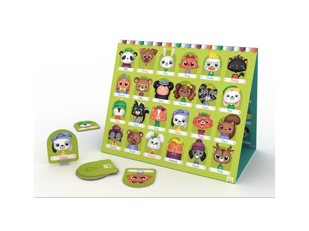 Moje první strategická hra - Uhodni, kdo jsem! | Eureka Kids