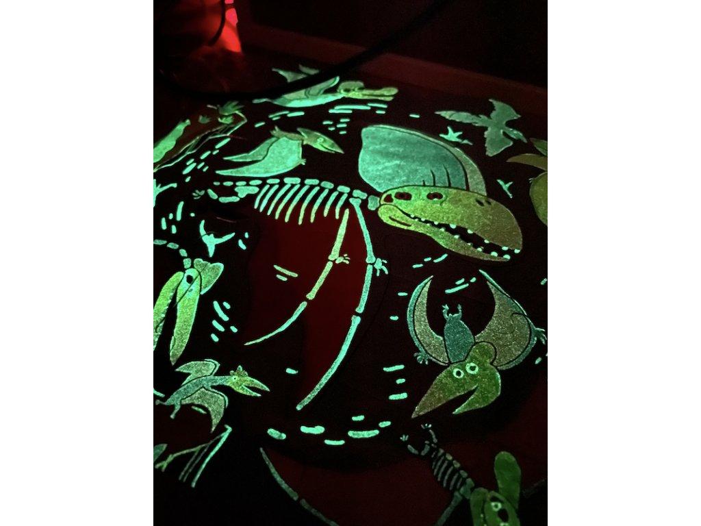 Dinosauří puzzle 4v1 – svítí ve tmě| Jar Melo