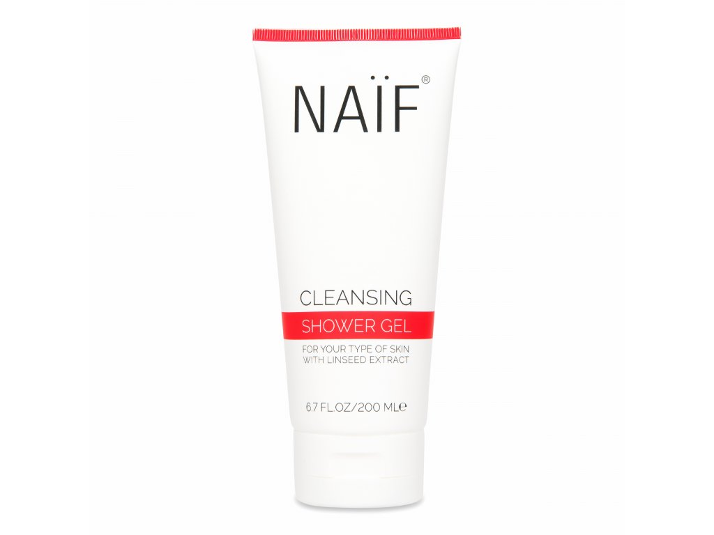 Naif Cleansing Shower Gel 200ML
