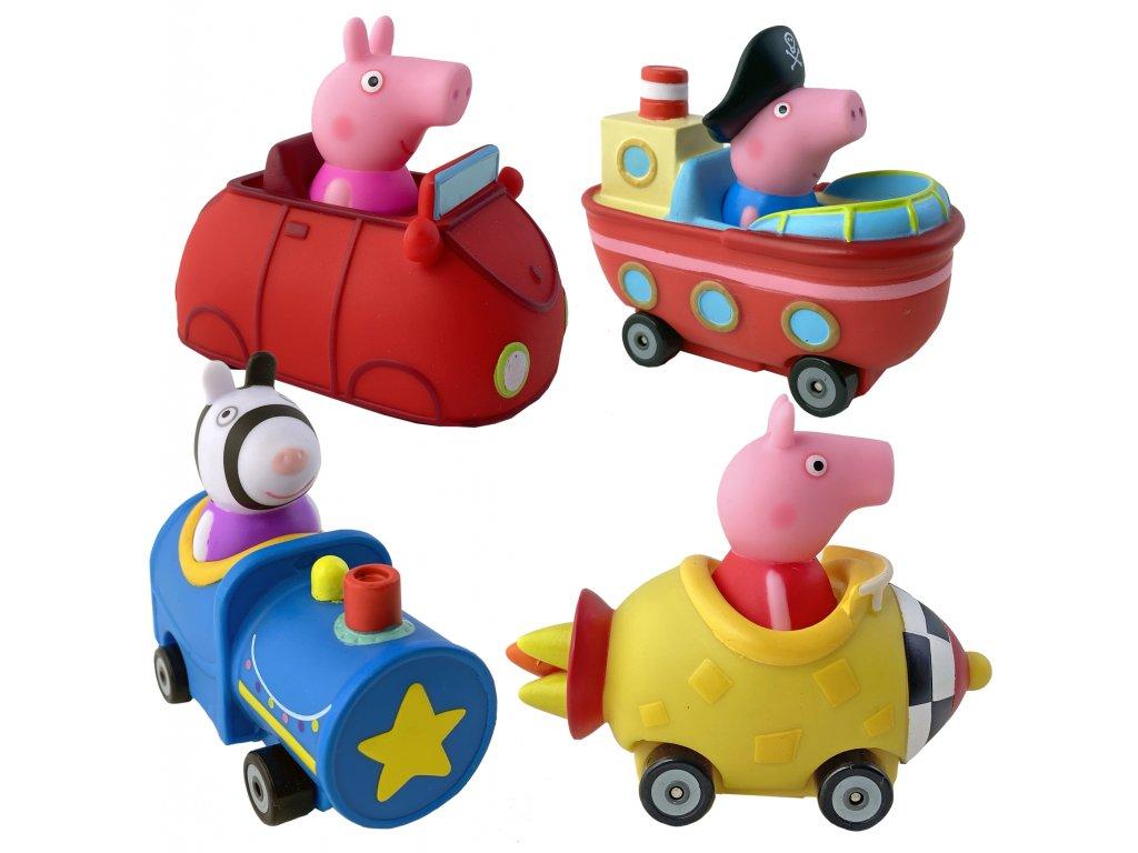Peppa Pig: Malá autíčka na hraní