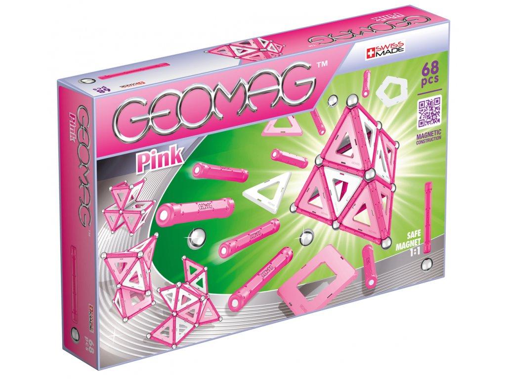 Geomag Classic PINK 68 Packshot (a)