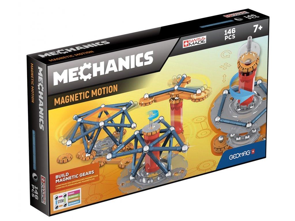 Geomag Mechanics MAGNETIC MOTION 146 762 Packshot (a)