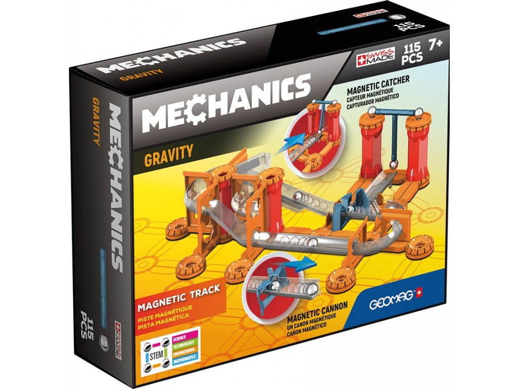Geomag Mechanics GRAVITY 115 Packshot (a)