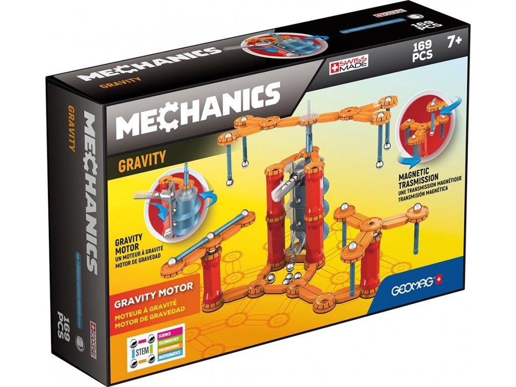 Geomag Mechanics GRAVITY 169 Packshot (a)