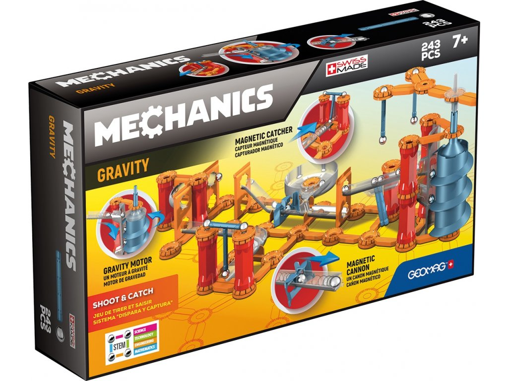 Geomag Mechanics GRAVITY 243 Packshot (a)
