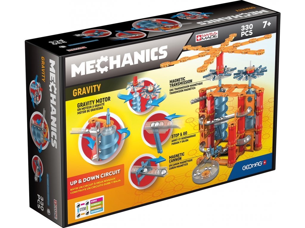 Geomag Mechanics GRAVITY 330 Packshot (a)