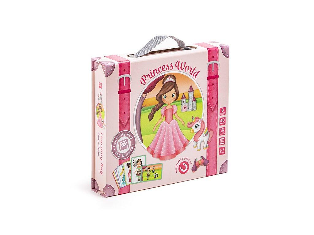 juego magnetico princesas del mundo