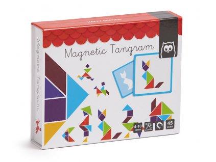 Skládání pro celou rodinu - magnetický tangram | Eureka Kids