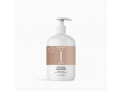 Mýdlo na ruce pro celou rodinu  NAÏF, 340 ml