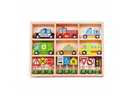 dopravne prostriedky a znacky tooky toys TKF050 01 500x500