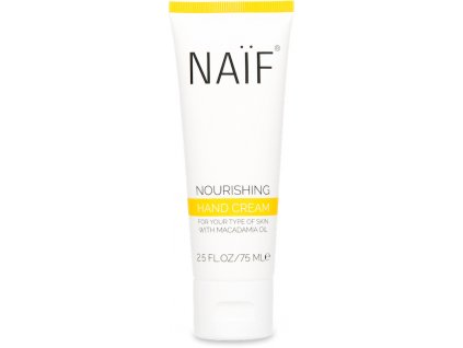 Naif Nourishing Hand Cream 75ML (kopie)