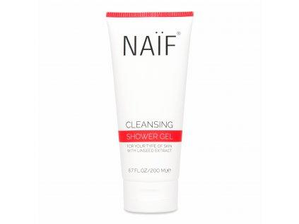 Naif Cleansing Shower Gel 200ML