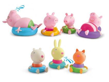 PEP360082I Peppa figurki do kąpieli 2 pak (11)