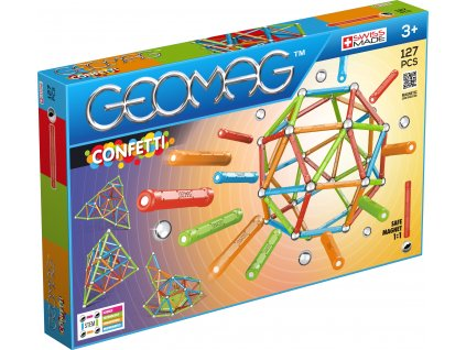 Geomag Classic CONFETTI 127 Packshot (a)