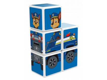 Magicube Geomag PAW PATROL Chase Vehicle 079 Model 02
