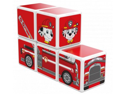 Magicube Geomag PAW PATROL Marshall Vehicle 080 Model 01
