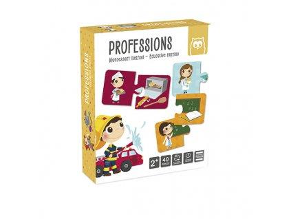 professions puzzle educativo 1