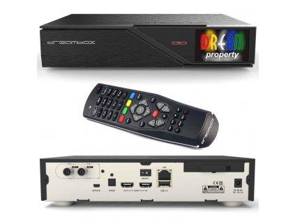 dreambox dm900 uhd dual twin dvb c t2 linux receiver