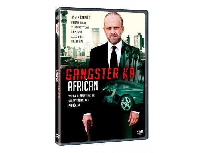 DVD: Gangster Ka Afričan