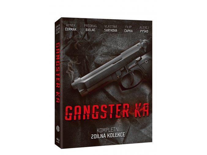Blu-ray: Gangster Ka Kolekce 1.-2. 2BD