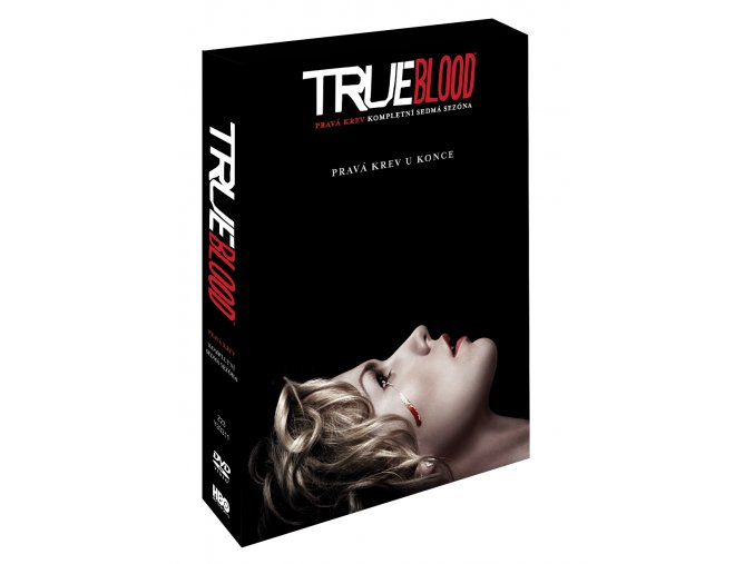 DVD: True Blood - Pravá krev 7.série 4DVD